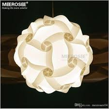 plastic pendant light shades diy novelty pendant ball l plastic pendant l white color