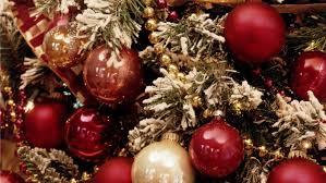 define flocking a christmas tree image mag