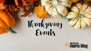 thanksgiving events in charleston