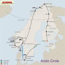 map northern europe scandinavia russia and scandinavia tours 2017 2018 northern europe tours