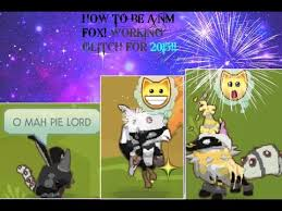 how to be a nm fox animal jam youtube