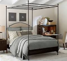 Bed Frame Canopy Aberdeen Canopy Bed Pottery Barn