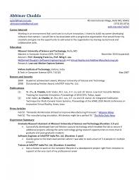 Mechanical Engineer Resume Sample Doc by Resume Samples For Mechanical Engineering Freshers Contegri Com