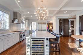 wine rack kitchen island kitchen islands with wine rack kitchen transitional with home office