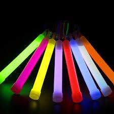 10pcs 6inch industrial grade glow sticks light stick cing