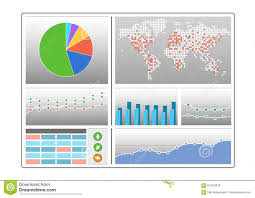Types Of World Maps by Dashboard With Different Types Of Charts Like Pie Chart World Map