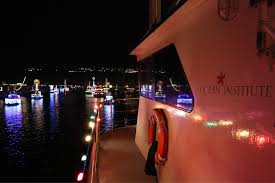 When Is The Parade Of Lights Ocean Institute Experience Is The Teacher