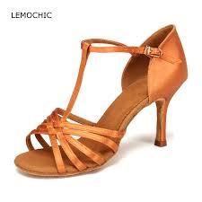 Comfortable Ballroom Dancing Shoes Lemochic Female Models Comfortable Ballroom Dancing Salsa Latin