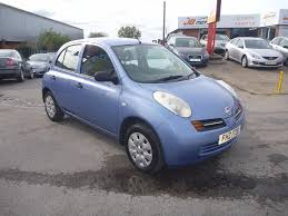 nissan micra 2004 used nissan micra 2004 for sale motors co uk