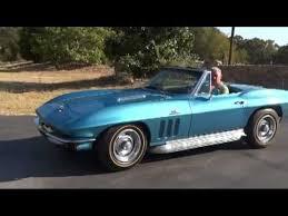 66 corvette stingray 1966 corvette 427 425hp
