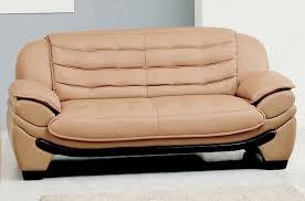 fabricant de canapé italien canapé 3 places 2 places fauteuil en cuir luxe italien vachette