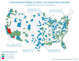 Metro Map Chicago by Chicago Metro Unemployment Decreases To 5 8 In April