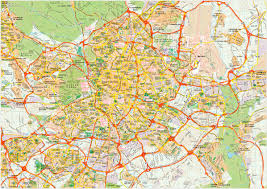 Country Maps Madrid Map Vector Eps Illustrator Map Our Cartographers Have