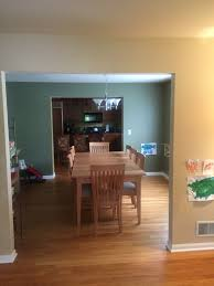 No Dining Room Dining Room Makeover Alexis Nielsen Interiors