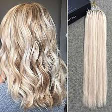 micro bead hair extensions reviews shine 22 1g per strand 50 gram per package piano color 18