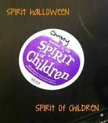 spirit halloween logo a lil dash of diva getting into the spirit of halloween