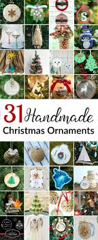 712 best handmade ornaments images on
