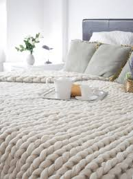 knitted home décor for a softer touch