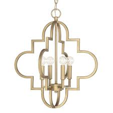 Quatrefoil Ceiling Light 618 Best Lighting Images On Pinterest Chandeliers Lighting