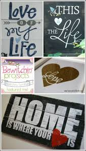 Home Decor Signs Sayings Best 25 Decorative Signs Ideas On Pinterest Bird Decorations