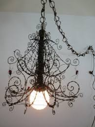 French Wire Chandelier Gothic Chandelier Foter