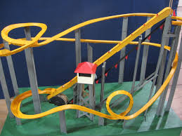motorized marble roller coaster 8 steps with pictures