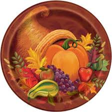 26 best thanksgiving paper plates images on paper