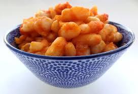 cuisiner les haricots blancs frais haricots blancs sauce tomate la tendresse en cuisine