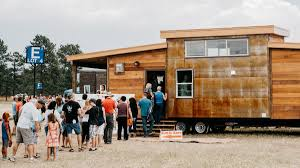 the tiny house revolution goes huge outside online