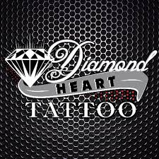 diamond heart tattoo diaheartatt twitter