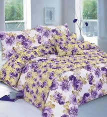 Lilac Bedding Sets Martha Floral Lilac Duvet Quilt Cover Set Linens Range