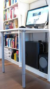 Ikea Hack Office Desk Ikea Hackers Billy Desk This Idea Has Amazing Potential For