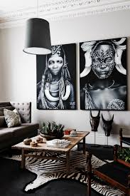 African Safari Home Decor Best 25 African Home Decor Ideas On Pinterest Animal Decor