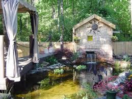 ornamental pond designs ideas designing outdoor