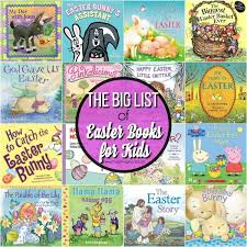 easter bunny books the big list of easter books for kids the pinning