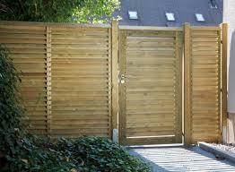 cloture de jardin pas cher clôture de jardin pas chère originale et design