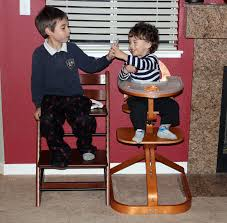 Svan High Chair Not Your Ordinary Highchairs The Svan Vs The Tripp Trapp