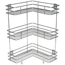 kcl l shape stainless steel kitchen rack silver racks homeshop18