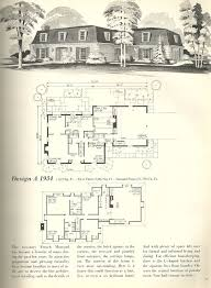 Antique House Plans 360 Best Vintage House Plans Images On Pinterest Vintage Houses