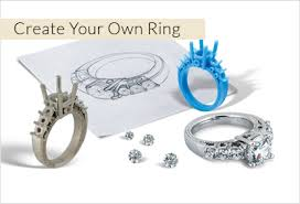 make your own engagement ring custom ring design services in honolulu robert palma designs