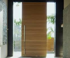 Wood Door Exterior Large Oversized Doors Non Warping Patented Honeycomb Panels And