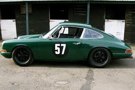 irish green porsche racecarsdirect com 1965 66 fia spec porsche 911
