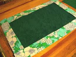Towel Bath Mat Make Your Own Soft And Absorbent Bath Mat From Towels