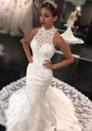 wedding dress high neck high neck wedding dresses wisebridal