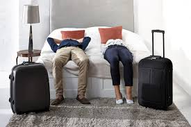 what to do when you get home from a vacation transit hotels