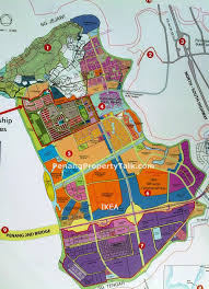Ikea World Map Real Estate Seen Booming In Batu Kawan Penang Property Talk
