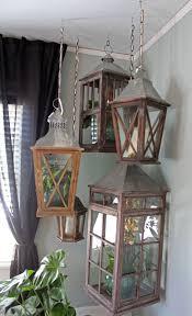 solar light crafts hanging mason jar solar lights lanterns bedroom lamps best ideas
