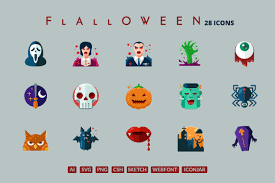 50 treats for your halloween design tricks creative market blog