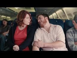 quest commercial actress marvel puzzle quest annoying flight passenger 30 us tv commercial