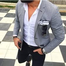 the 25 best grey blazer mens ideas on pinterest grey smart